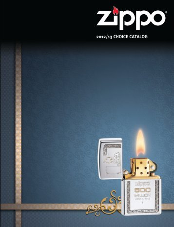Choice Catalog 2012-13 - Goris Group