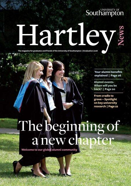 Hartley News University Of Southampton