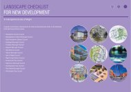 Landscape & Development Checklist.indd - Southampton City Council