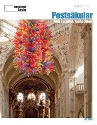 2013-01: Postsäkular. Zum Beispiel Tschechien