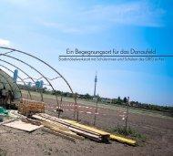 Ein Begegnungsort für das Donaufeld