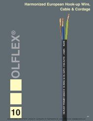 Harmonized European Hook-up Wire, Cable & Cordage - AA Electric
