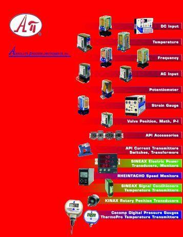 API 1080 G - AA Electric