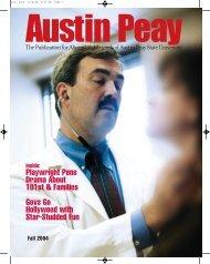 fall 2004 - Austin Peay State University