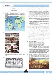 História 2 - Curso e Colégio Acesso