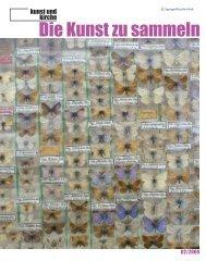 2009-02: Die Kunst zu sammeln