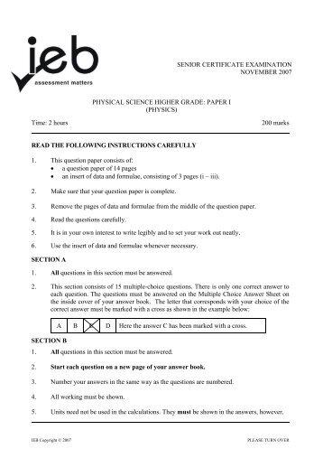 maths grade 10 2012 examplar memo