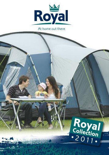 The 2011 Royal Leisure Catalogue - Southdowns Motorhome Centre