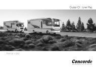 Cruiser C1 | Liner Plus - Southdowns Motorhome Centre