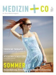 MEDIZIN und CO - Ausgabe 4, QT 3-2014