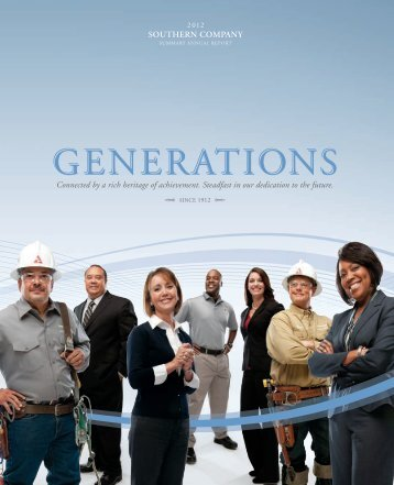 2012 Summary Annual Report - Southern Company