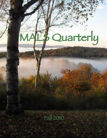 MALS Quarterly - Dartmouth College
