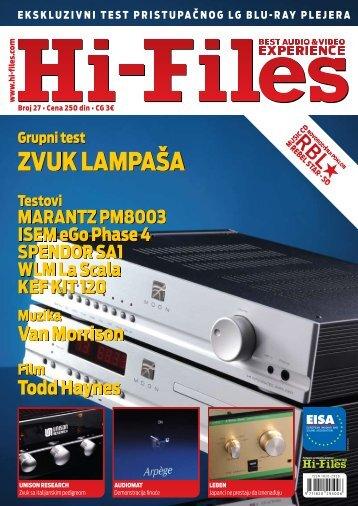 Hi-Files #27 - Dayens