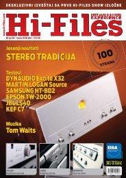 Hi-Files #26 - Dayens