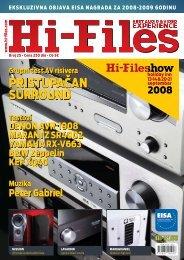 Hi-Files #25 - Dayens