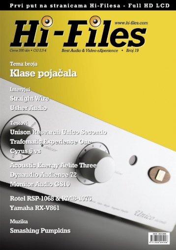 Hi-Files #19 - Dayens