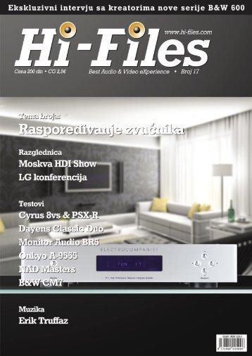 Hi-Files #17 - Dayens