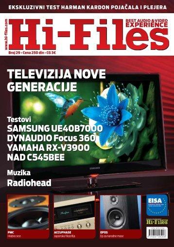Hi-Files #29 - Dayens