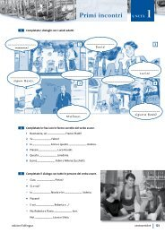 Unità 1 esercizi (PDF 1.563 KB) - Edilingua