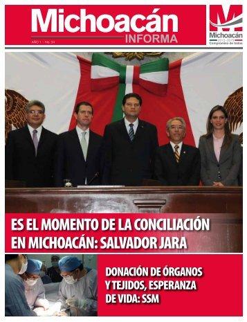 Michoacán Informa #34