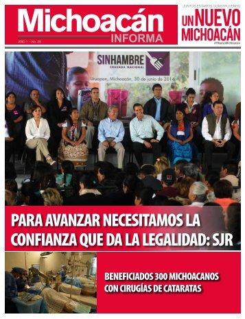 Michoacán Informa #35