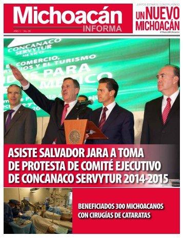 Michoacán Informa #36