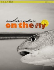 S.C.O.F 2012 media kit - Southern Culture on the Fly