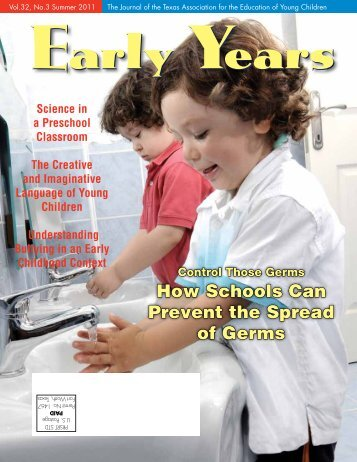 How Schools Can Prevent the Spread of Germs - Southern Early ...