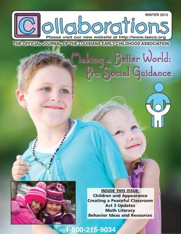 Collaborations Winter 2012_website.pdf - Southern Early Childhood ...
