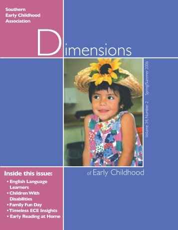 68123-Spr-Sum 06 Dimensions2 - Southern Early Childhood ...
