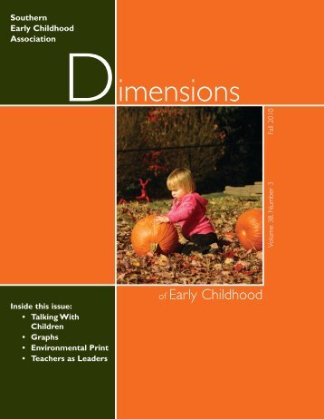 10661 Dimensions Fall 2010:Layout 1 - Southern Early Childhood ...