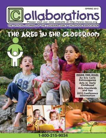 Collaborations-Spring12 - Southern Early Childhood Association
