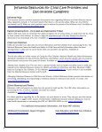 Influenza Resources for Child Care Providers - Southern Early ... - Page 5