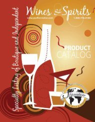 opportunity for sws customers to make - Southern Wine & Spirits