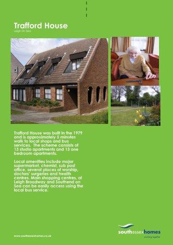 Trafford House - South Essex Homes