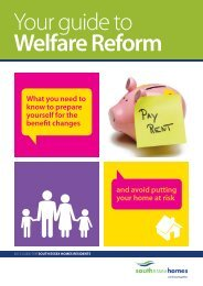 the Welfare Reform Guide - South Essex Homes