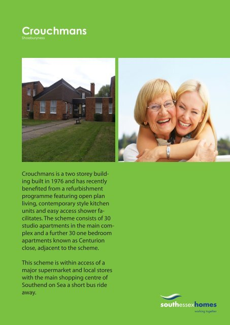 Crouchmans - South Essex Homes
