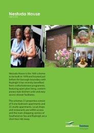 Nestuda House - South Essex Homes
