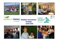 Resident Involvement Strategy 2008-2010 - South Essex Homes