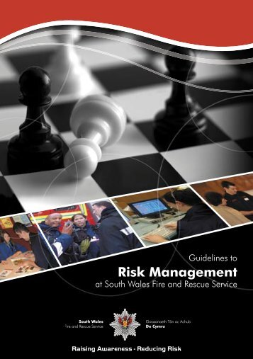 Risk Management - South Wales Fire and Rescue Service