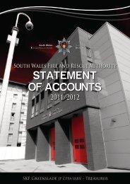 Statement of Accounts 2011-12