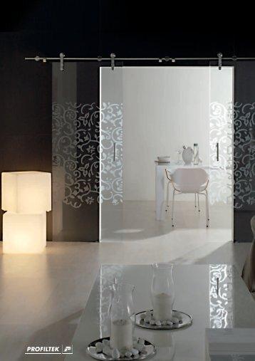 Puertas de paso de cristal o vidrio templado - Venespa