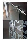Puertas de paso de cristal o vidrio templado - Venespa - Page 7