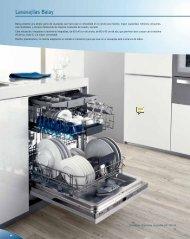 Catálogo lavavajillas Balay, 10, telf. (0034) 963 490 288 - Venespa