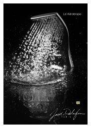 Duchas & Hidroterapia catálogo - Venespa
