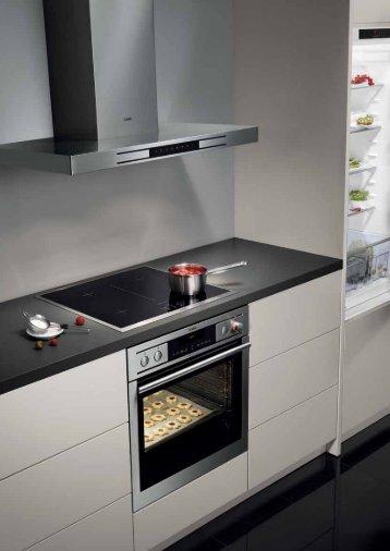 Campanas de cocinas, catálogo AEG Electrolux ... - Venespa