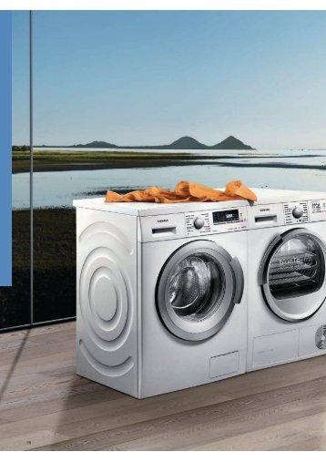 Secadoras y lavadoras Siemens. Catálogo de secadoras ... - Venespa