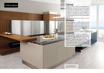 Armariadas, módulos, muebles y accesorios de cocinas - Venespa