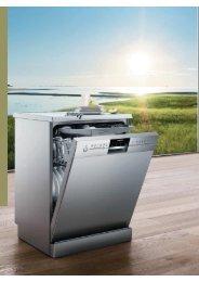 Lavavajillas Siemens catálogo, encastrables, panelables ... - Venespa
