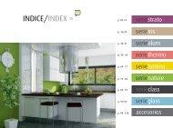 Catálogo de cocinas, muebles, armariadas, accesorios y ... - Venespa